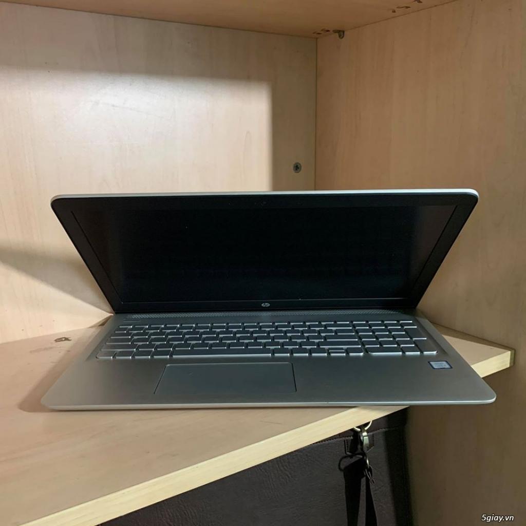 ✅ HP ENVY 15 Core i7 7500u Ram 8G SSD 256G NVMe - Mỏng nhẹ đẳng cấp!
