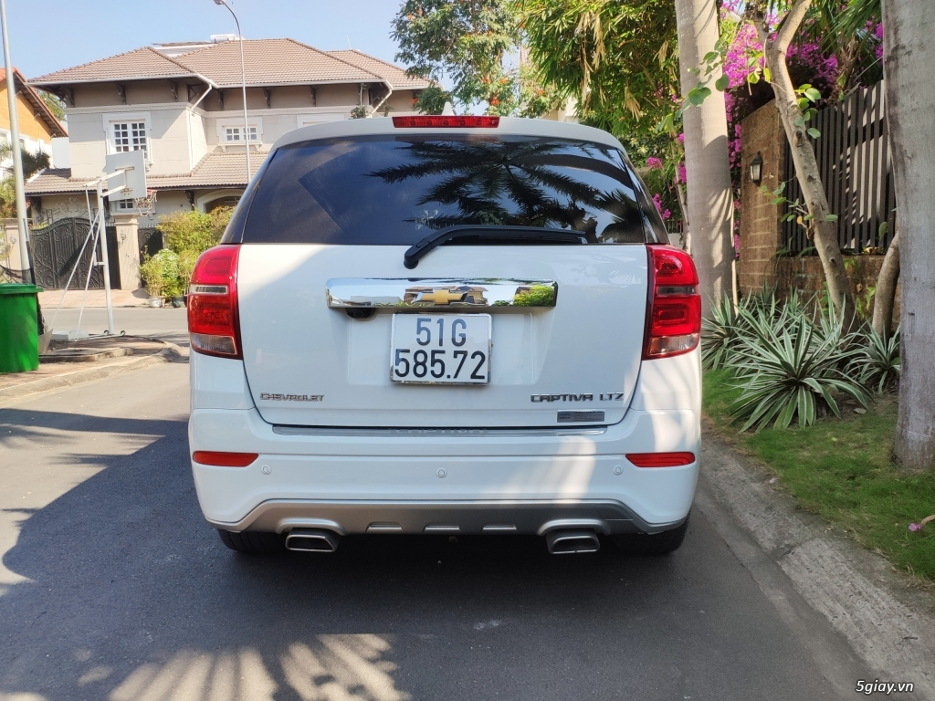 Chevrolet Captiva Revv 2017 giá rẻ - 1