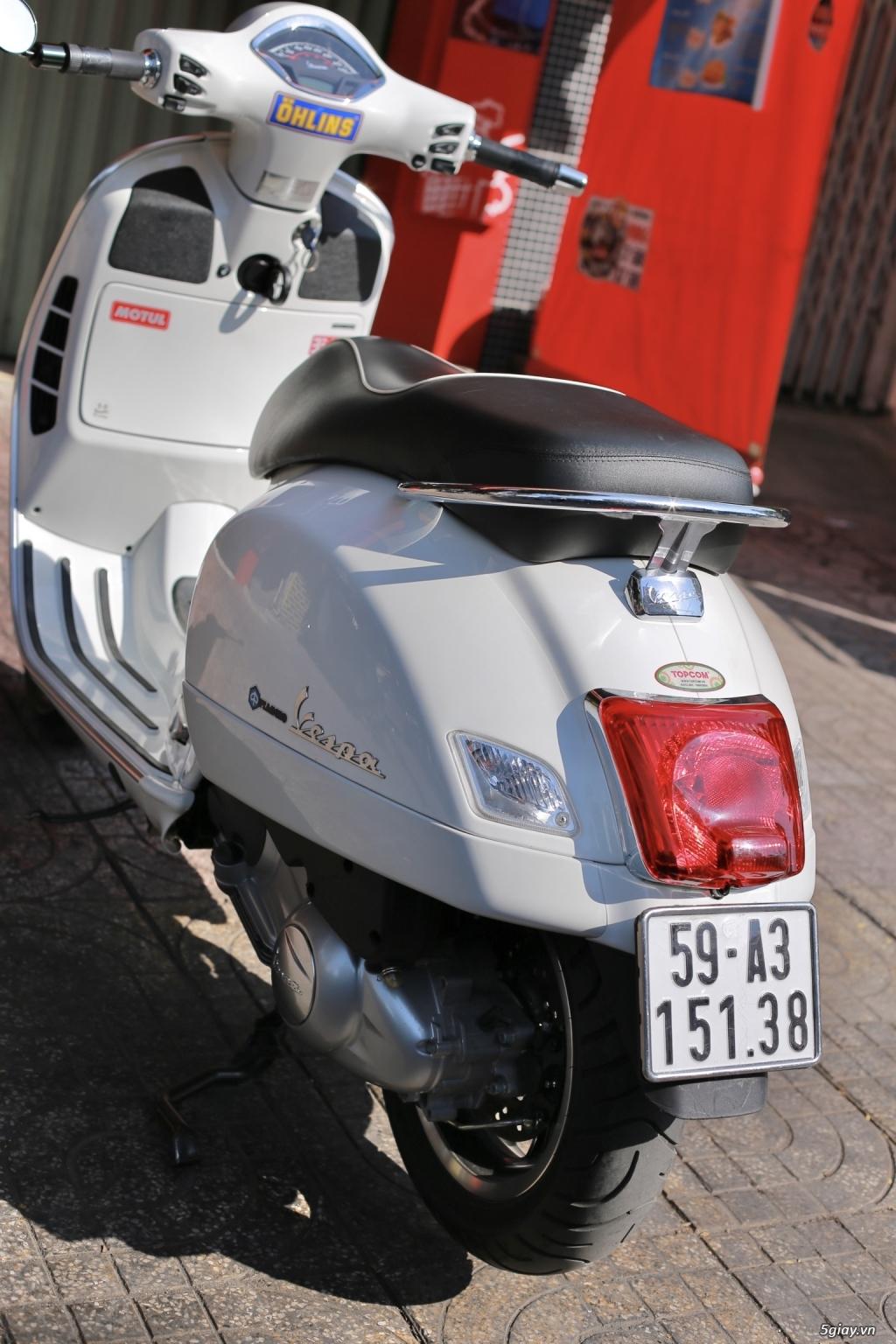 Vespa gts 300 xe như mới bs đẹp