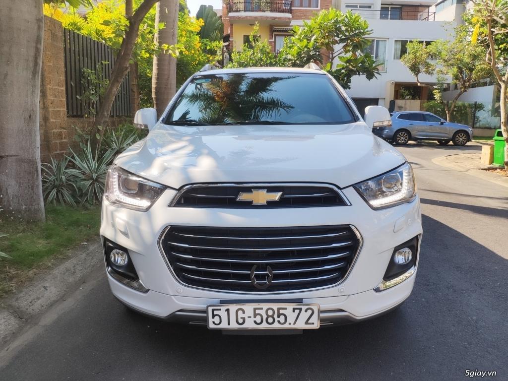 Chevrolet Captiva Revv 2017 giá rẻ