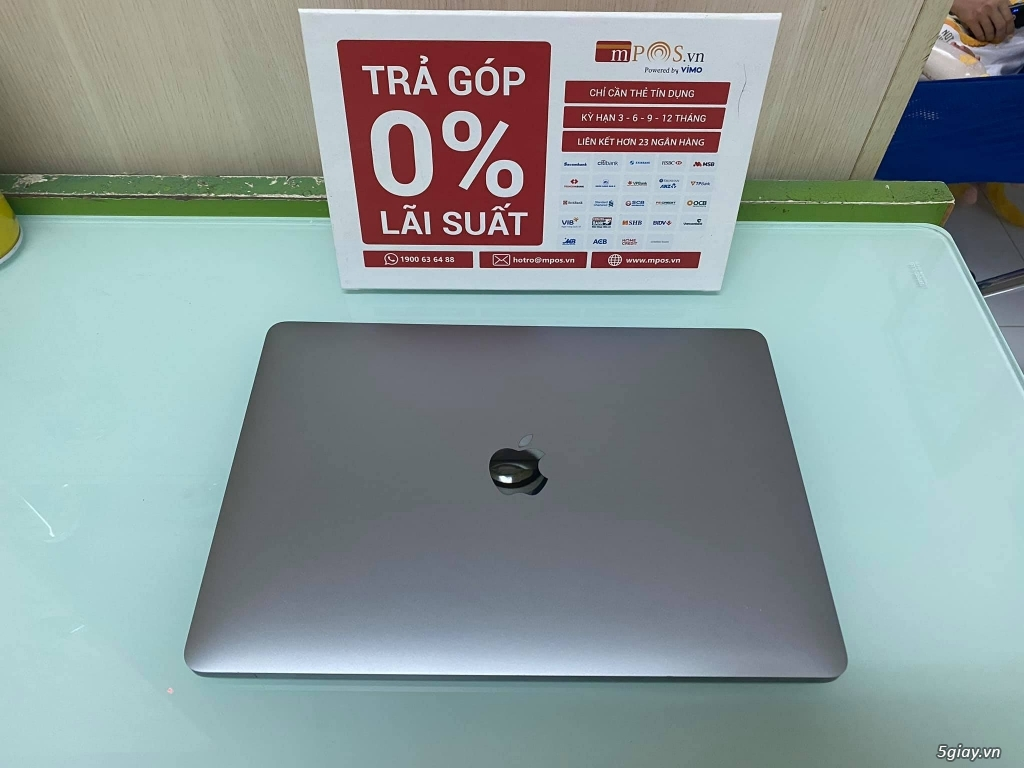 Macbook Pro 13 2016 touch pad i5 2.9 8g 256g đẹp 98%