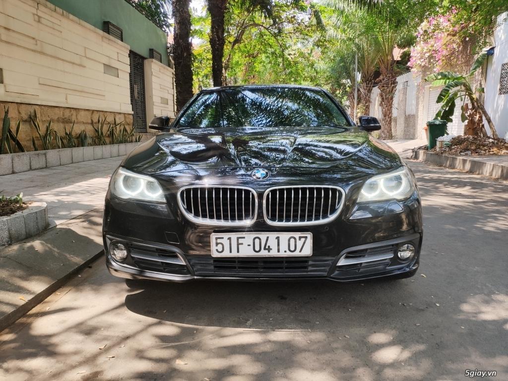 BMW 520i 1 đời chủ nhập khẩu Đức cần bán giá tốt