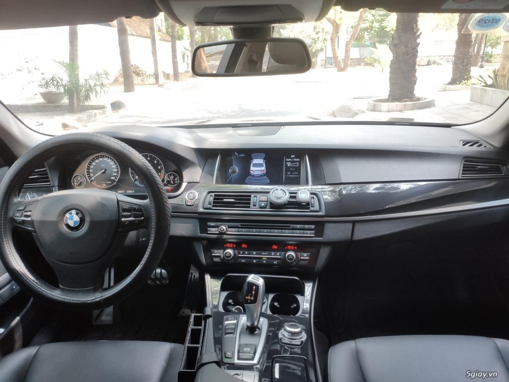 BMW 520i 1 đời chủ nhập khẩu Đức cần bán giá tốt - 4