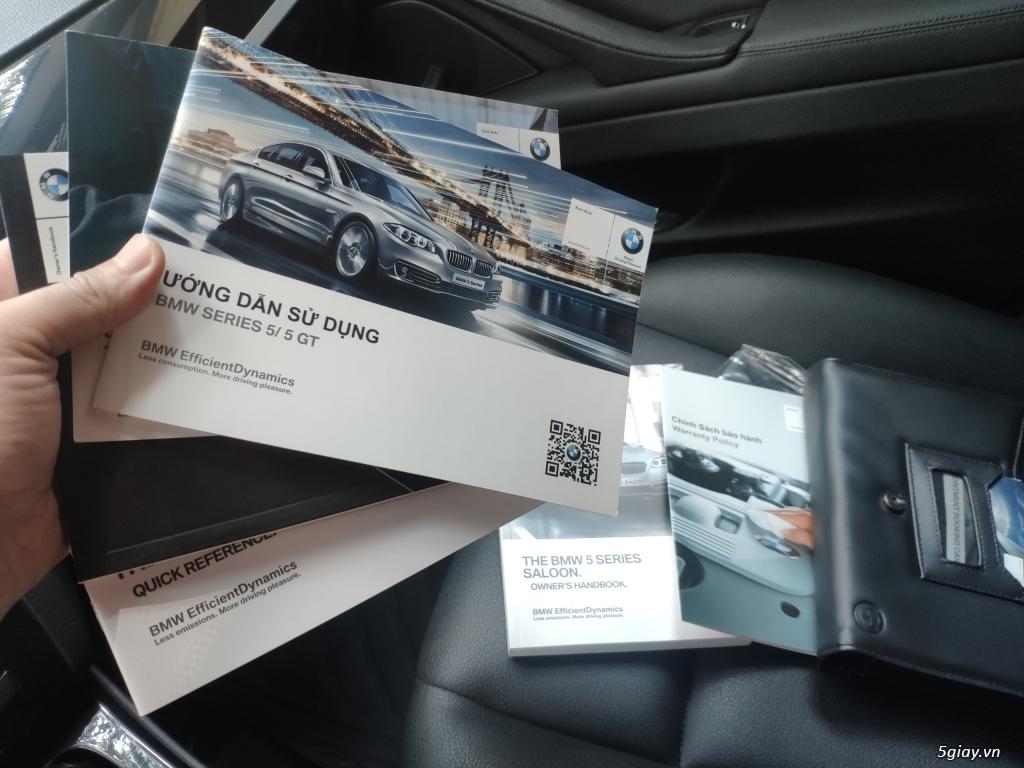 BMW 520i 1 đời chủ nhập khẩu Đức cần bán giá tốt - 9