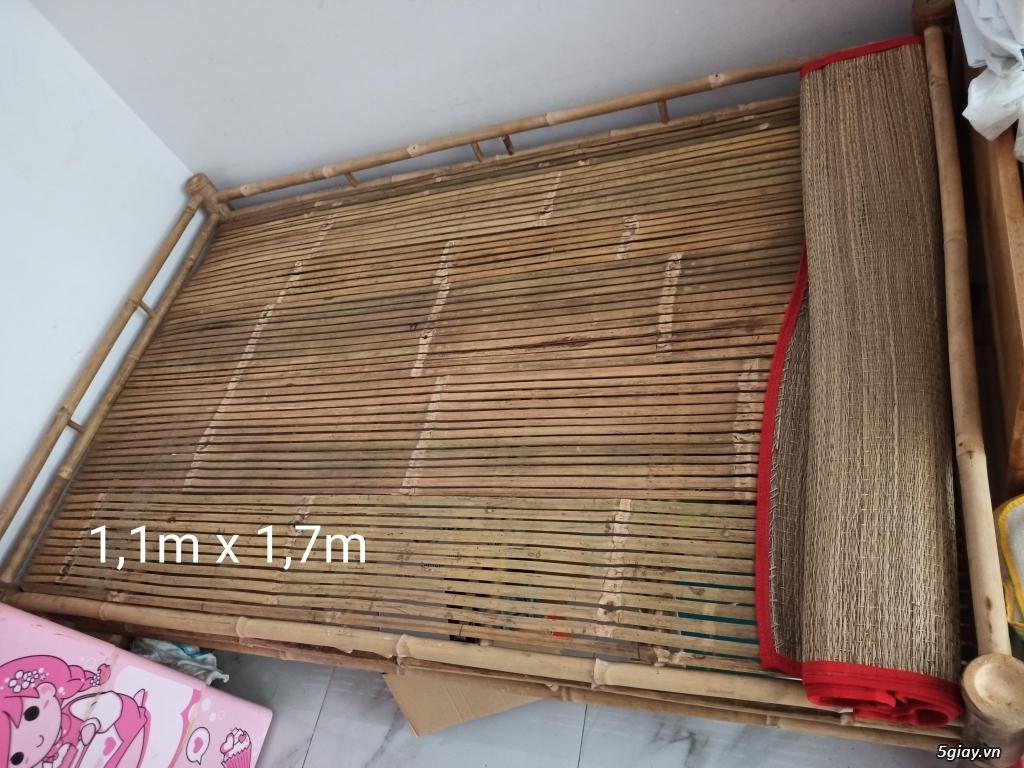 HCM - Tặng free giường tre, kích thước 1,1m x 1,7m
