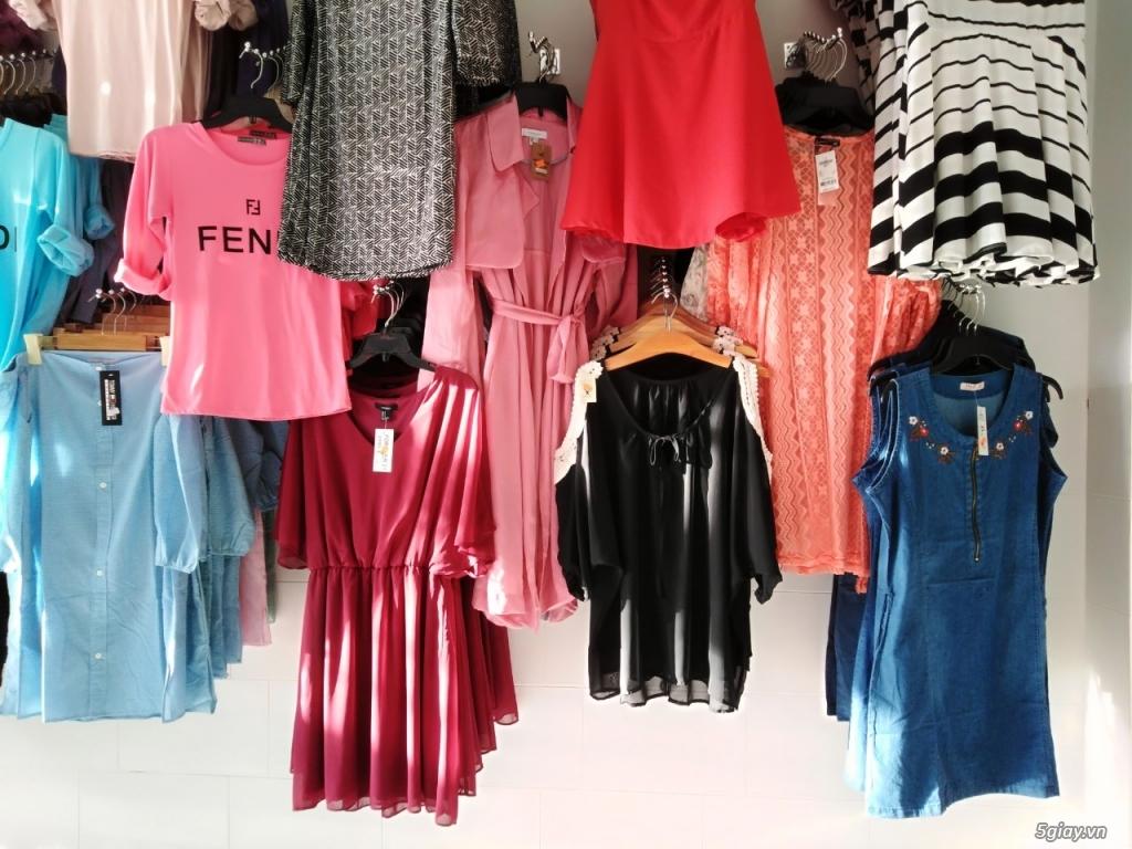 Bán sỉ áo thun, váy đầm kiện giá từ15k, 19k, 25k, 35k, 55k,69k ..95k
