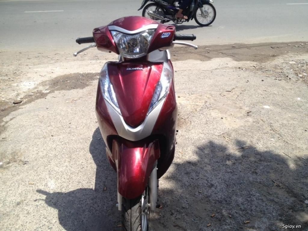 Honda Lead xe đẹp_BSTP chính chủ - 2