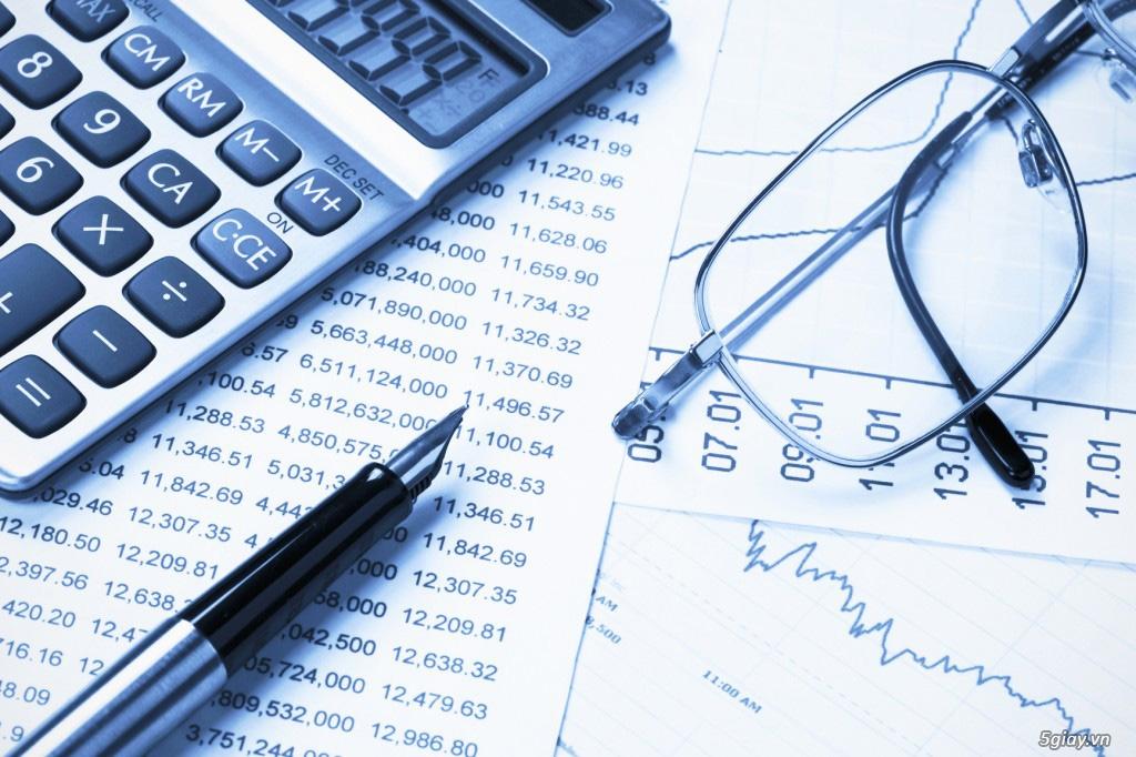 Nhận làm báo cáo thuế tại nhà TP HCM - 1