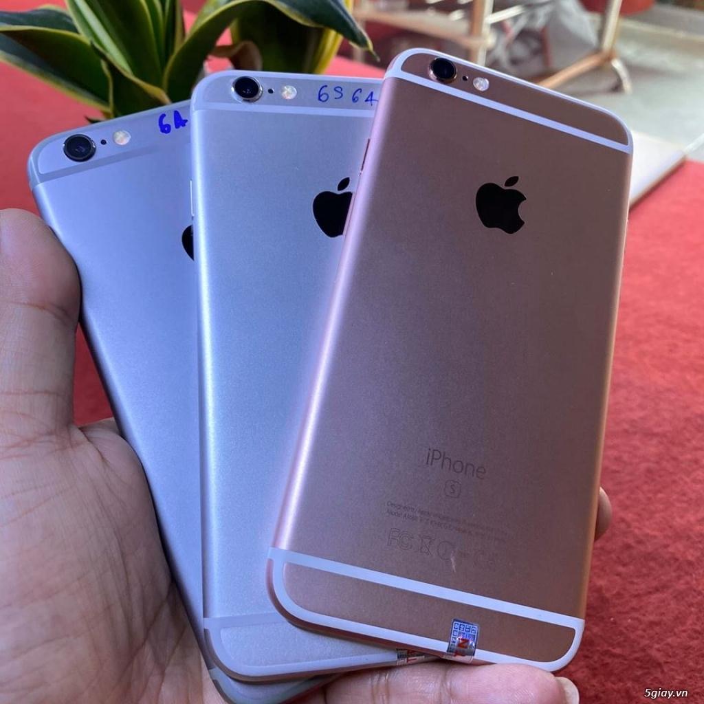 Apple iphone 6s 64G bản quốc tế đẹp 99% hàng zinall chuẩn toàn diện - 4
