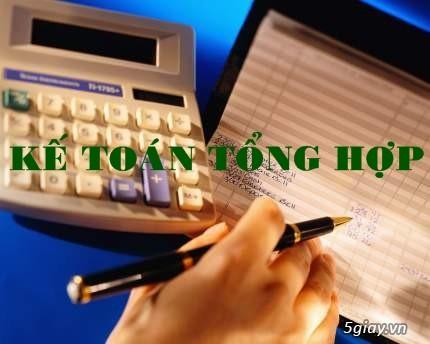 Nhận làm báo cáo thuế tại nhà TP HCM
