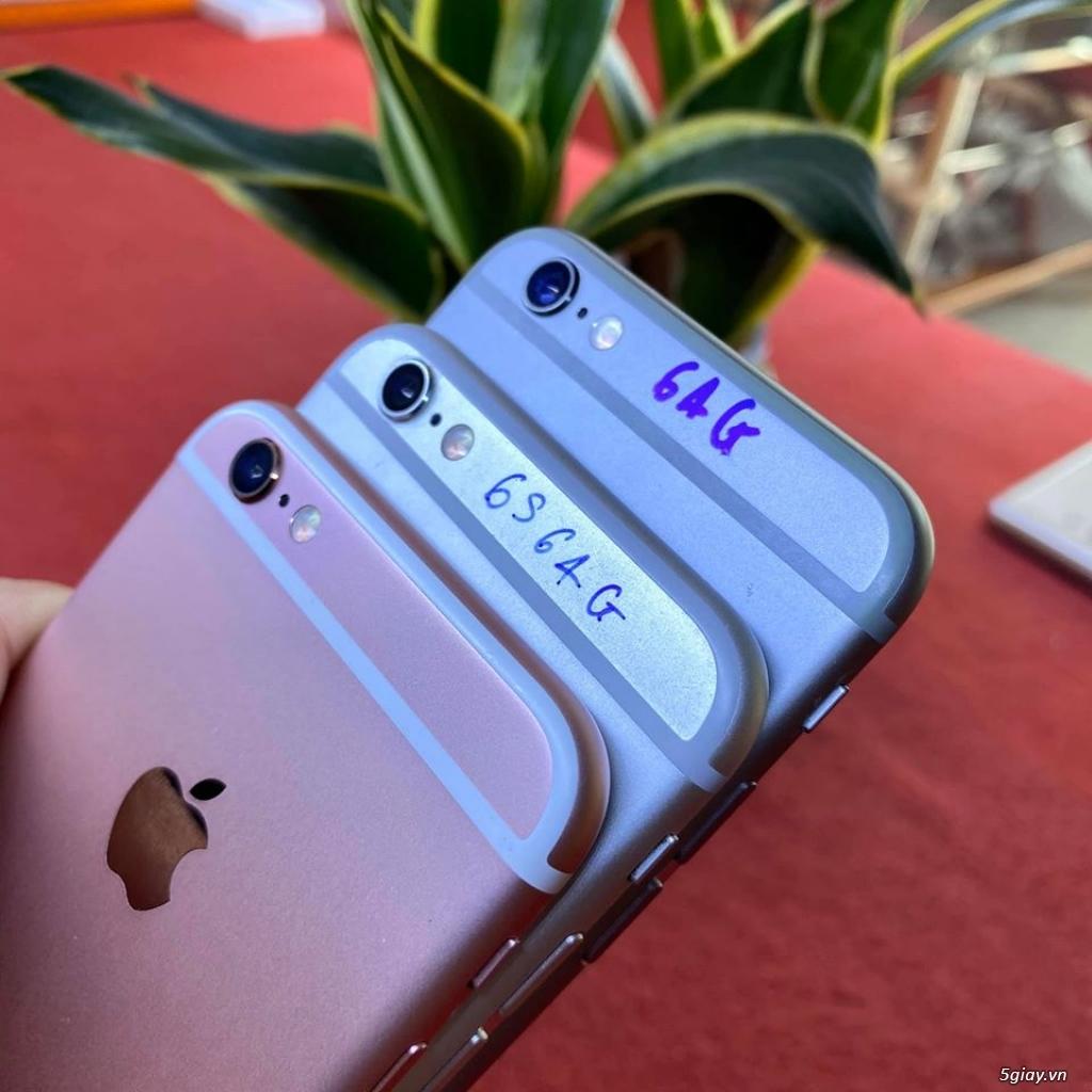 Apple iphone 6s 64G bản quốc tế đẹp 99% hàng zinall chuẩn toàn diện - 5