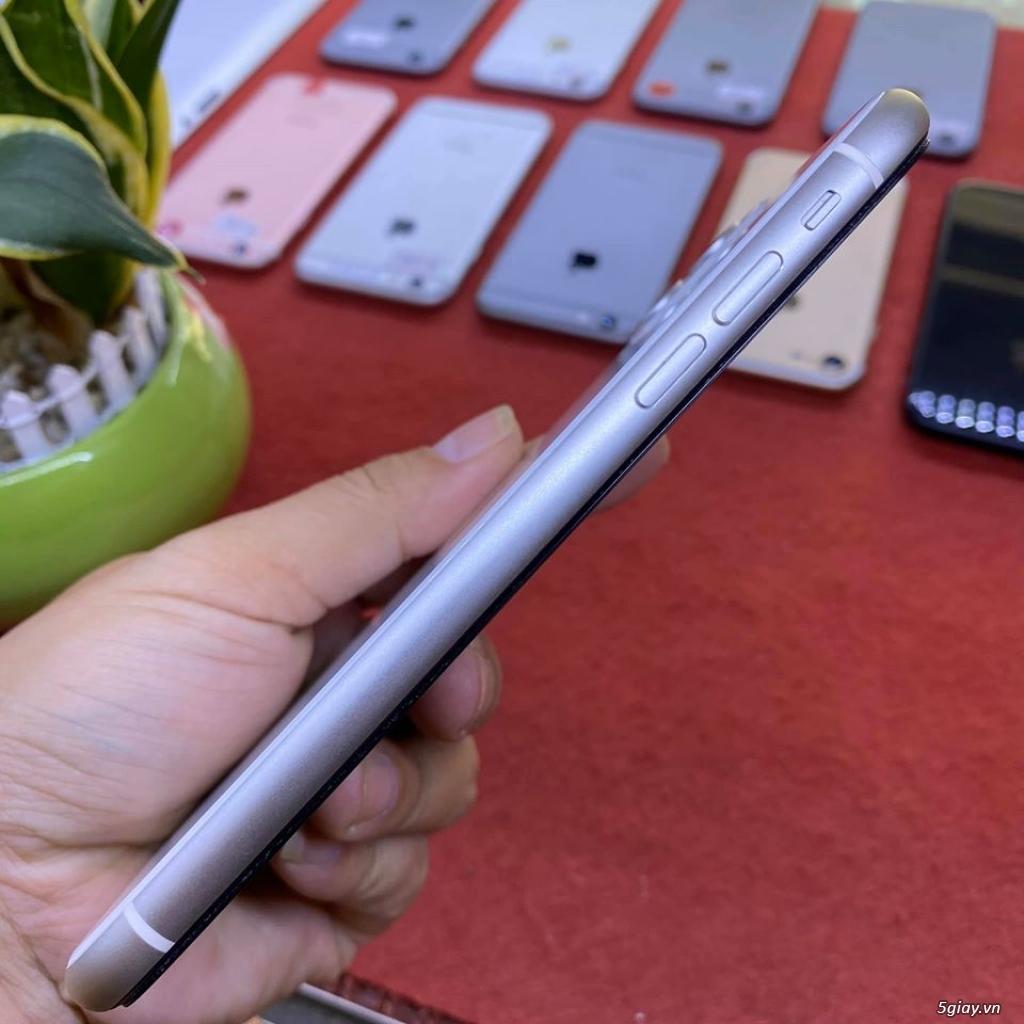 Apple iphone 11 64G màu trắng 99% bản quốc tế còn bảo hành 10/2020 - 4