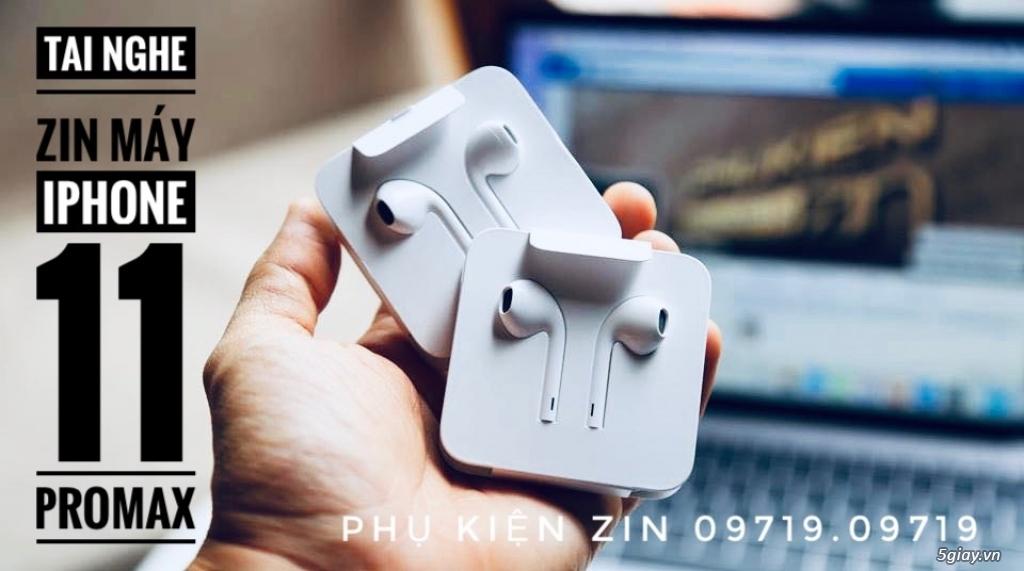 CHUYÊN SỈ VÀ LẺ - Sạc Cáp Zin,Tai Nghe Zin Máy iPhone/iPad Chính Hãng Apple Bảo Hành 12 Tháng. - 3
