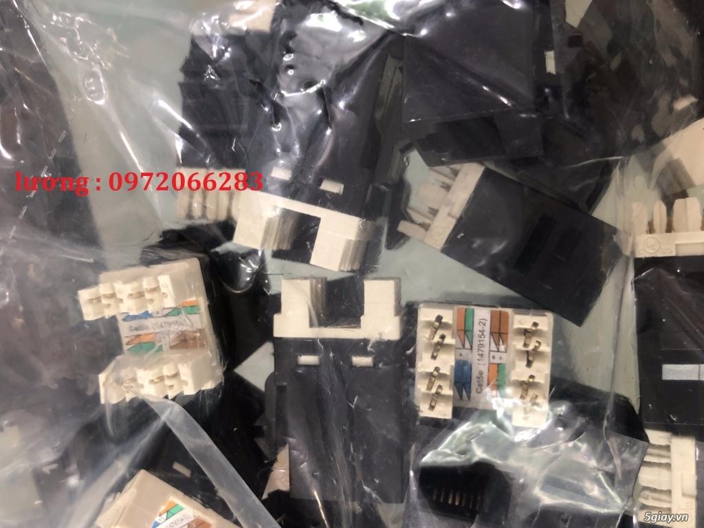 Thanh đấu nối Patch panel 48 port CAT5e COMMSCOPE P/N: 1479155-2 - 4