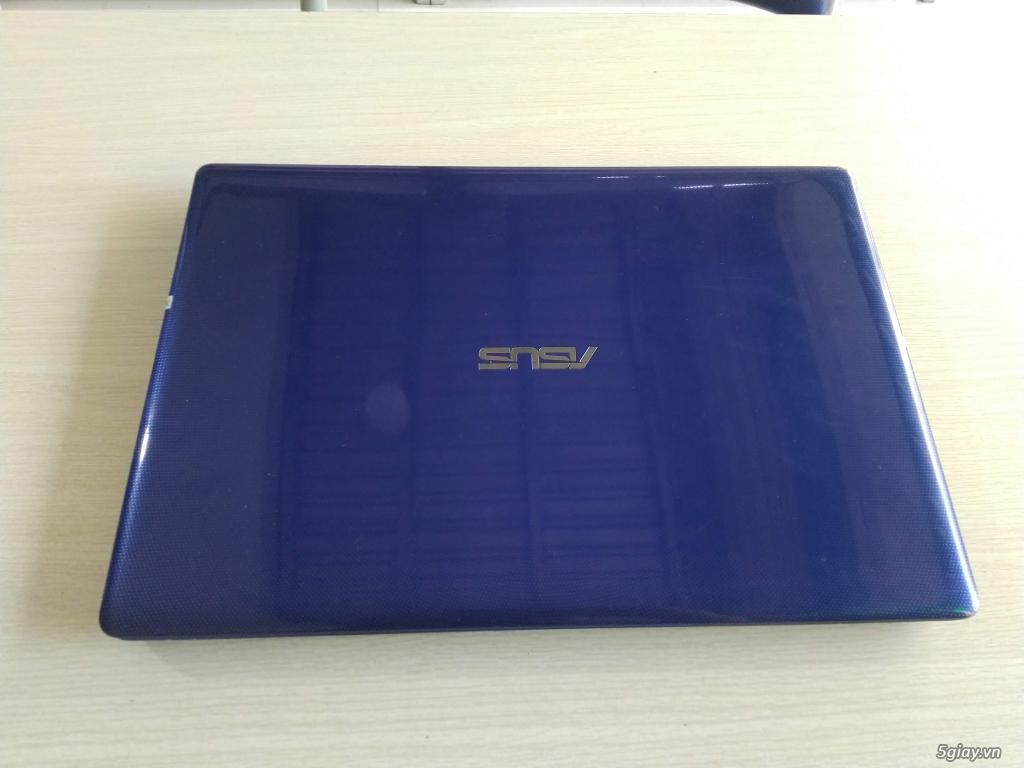 Laptop Asus X450CA xanh tím mộng mơ - 1