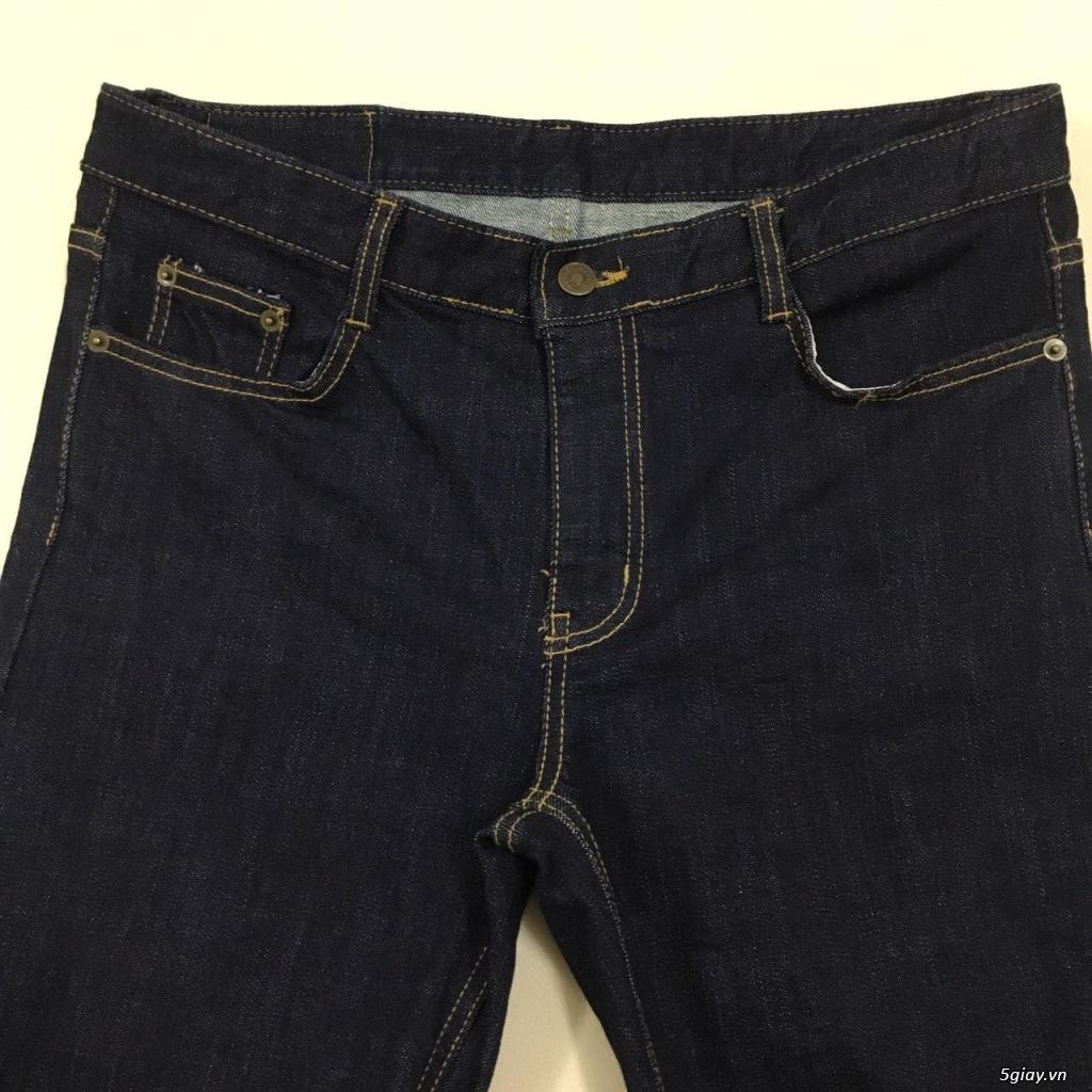 quần jean nam chính hãng