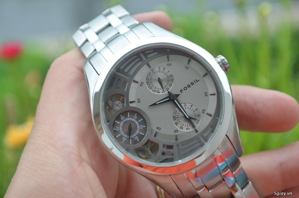 Đồng hồ FOSSIL TWIST bán tự động Nam rất đẹp, giá tốt