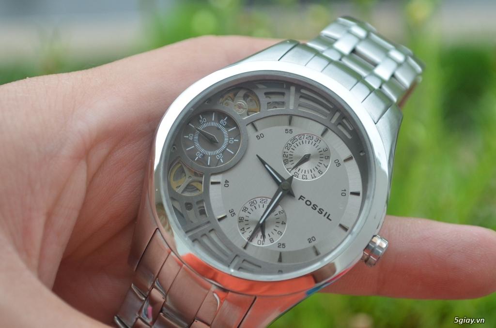 Đồng hồ FOSSIL TWIST bán tự động Nam rất đẹp, giá tốt - 3