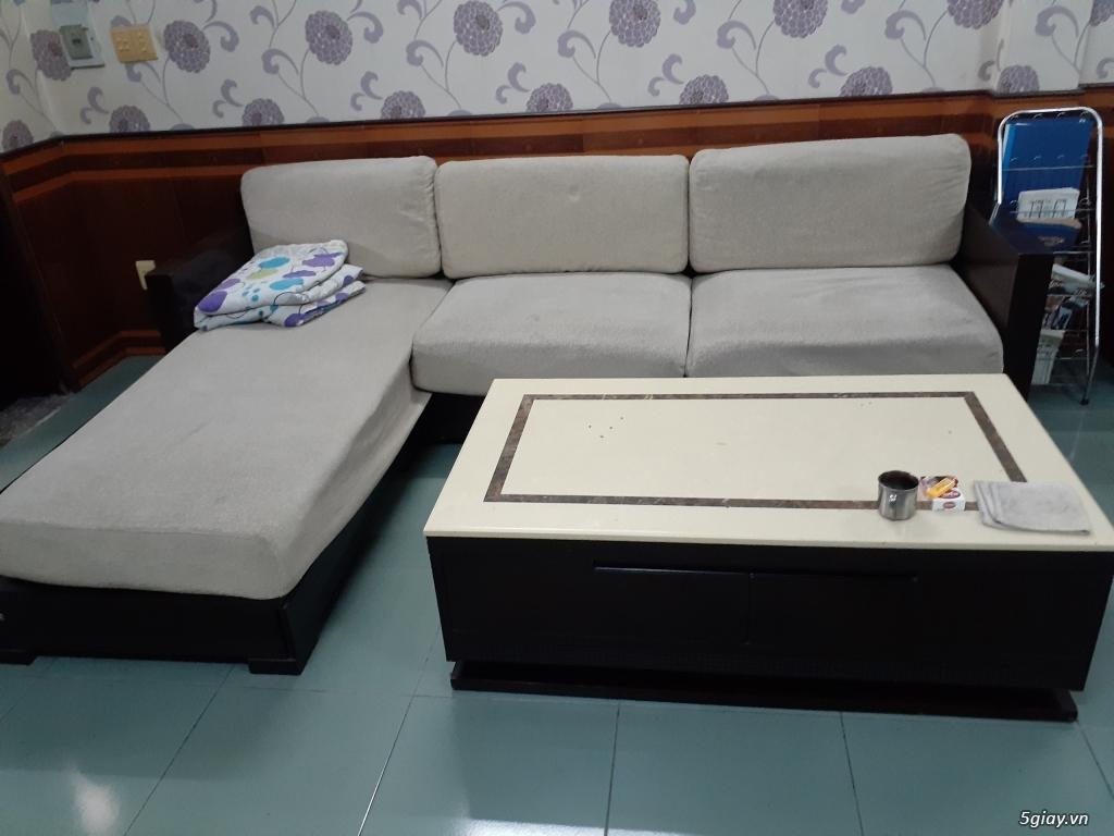 Bán bàn ghế ăn, sofa, bàn trang điểm, giường, nệm, tủ lạnh, bàn ghế đá - 10