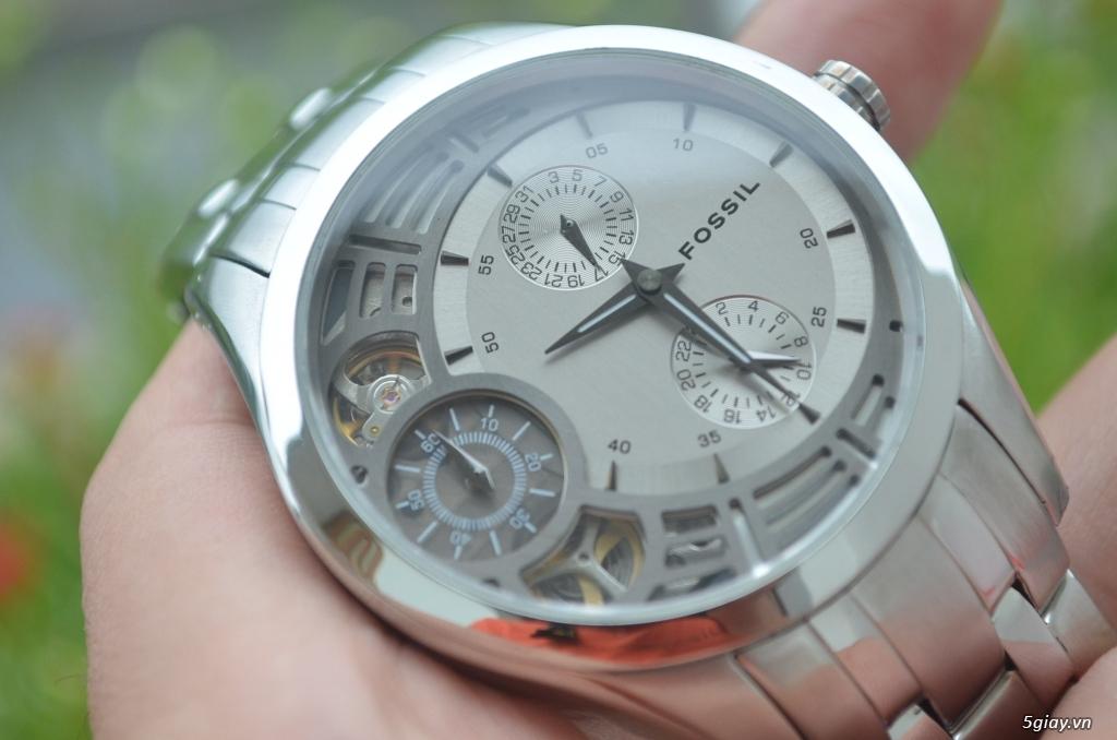 Đồng hồ FOSSIL TWIST bán tự động Nam rất đẹp, giá tốt - 4