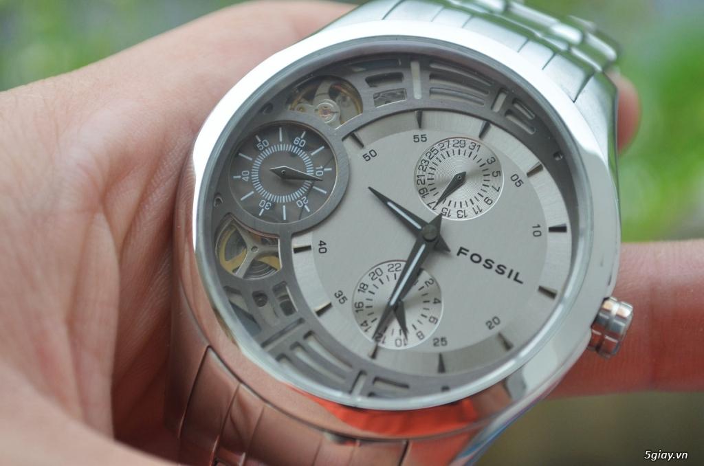 Đồng hồ FOSSIL TWIST bán tự động Nam rất đẹp, giá tốt - 1