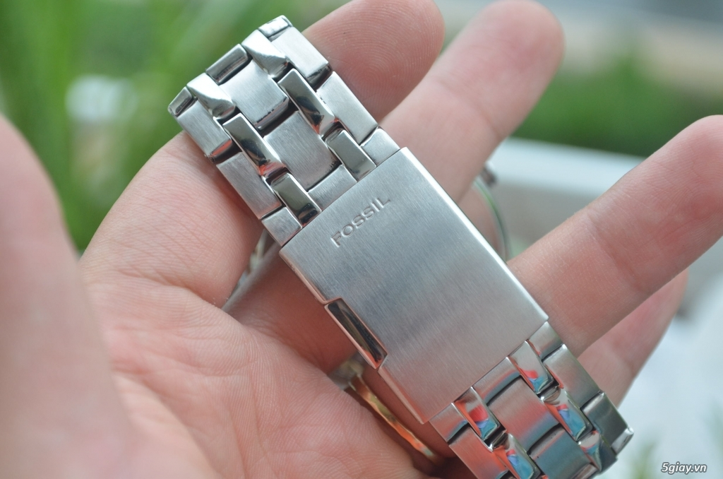 Đồng hồ FOSSIL TWIST bán tự động Nam rất đẹp, giá tốt - 9
