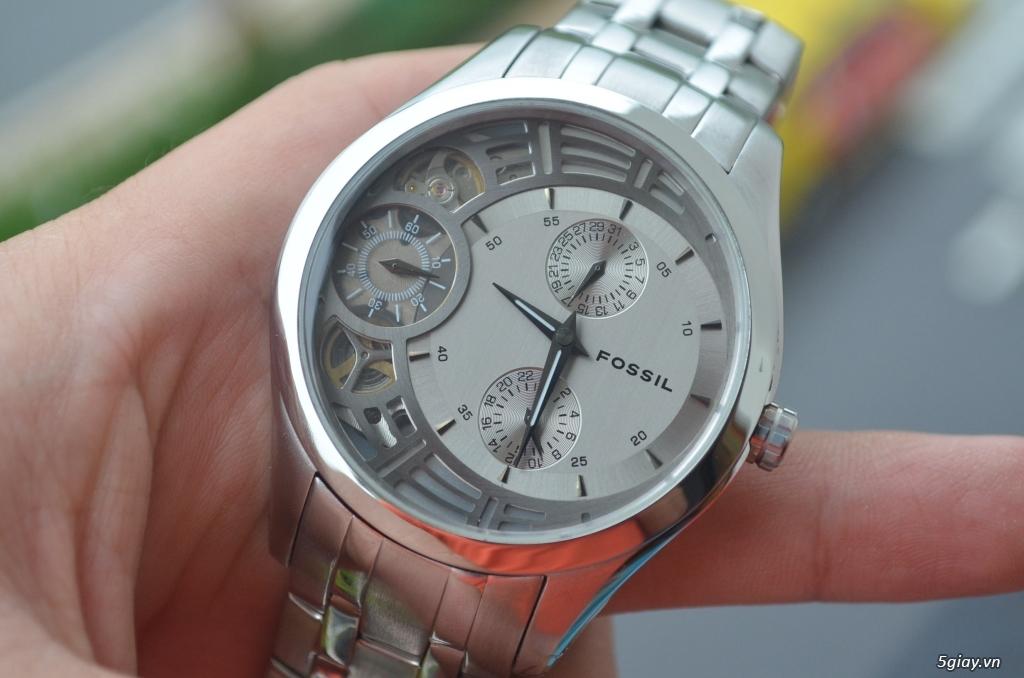 Đồng hồ FOSSIL TWIST bán tự động Nam rất đẹp, giá tốt - 5