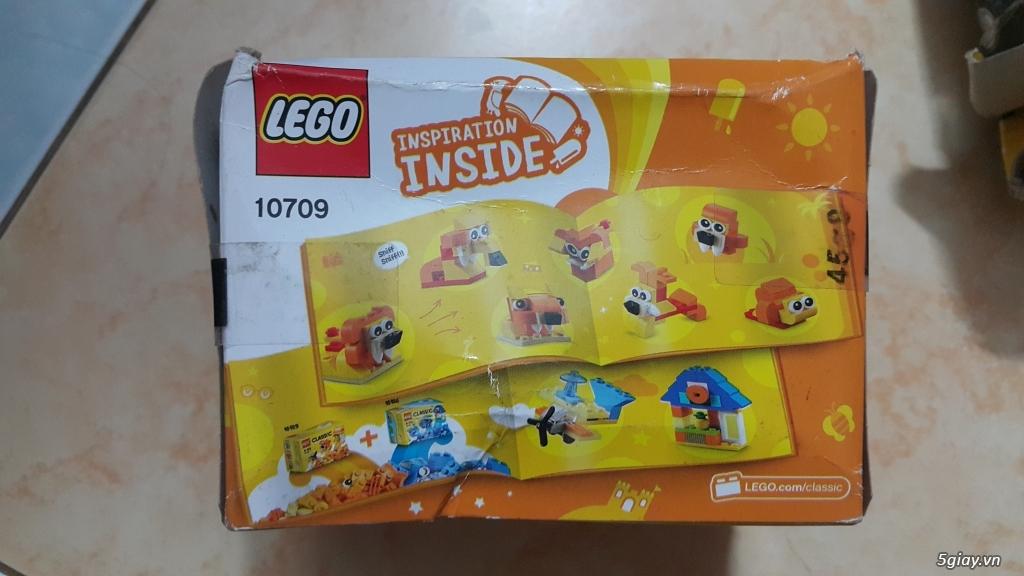 Bộ Lego chính hãng dành cho bé tránh dịch End: 23h 26/03/20