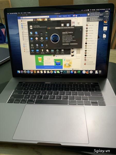 Bán Macbook Pro 15inch MV902 màu Gray 256gb như mới 99% - 6