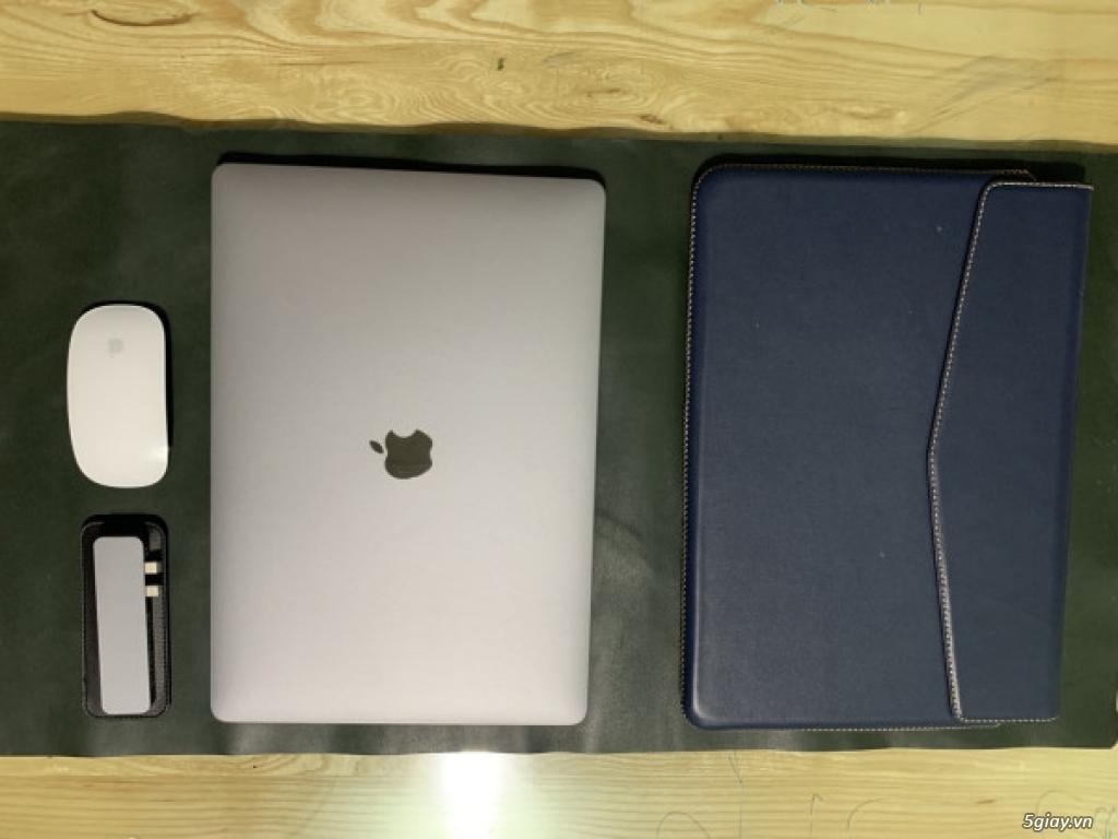 Bán Macbook Pro 15inch MV902 màu Gray 256gb như mới 99%