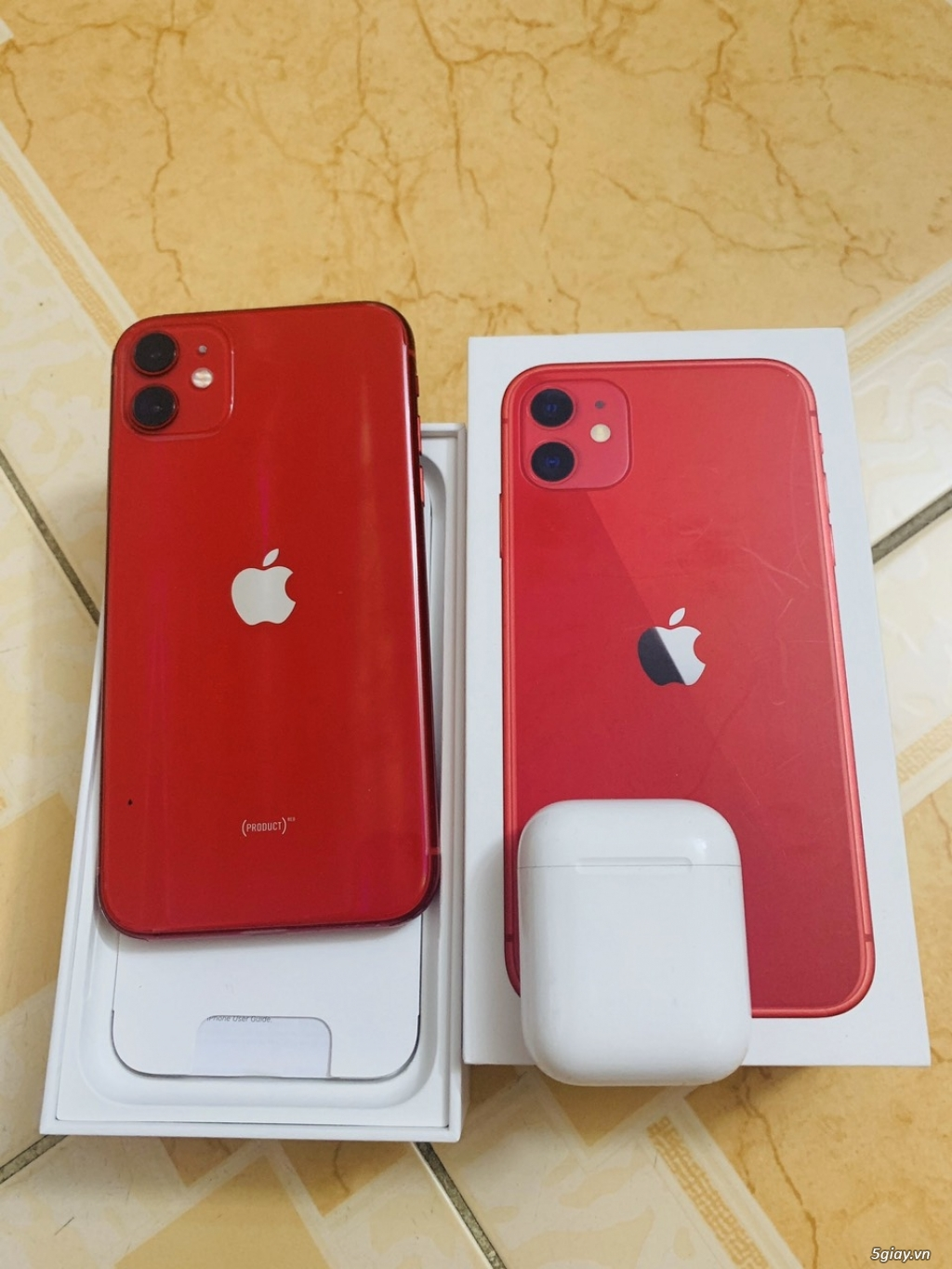 iPhone 11 (64G) Red, FPT bảo hành 11/2020,Like New 99,9% Fullbox