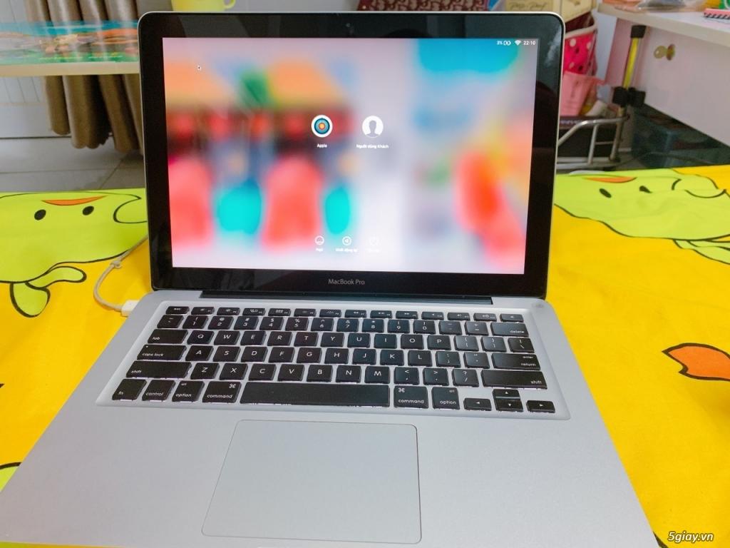 Cần bán Macbook pro 2011 13inch giá 6tr - máy móc zin - 2
