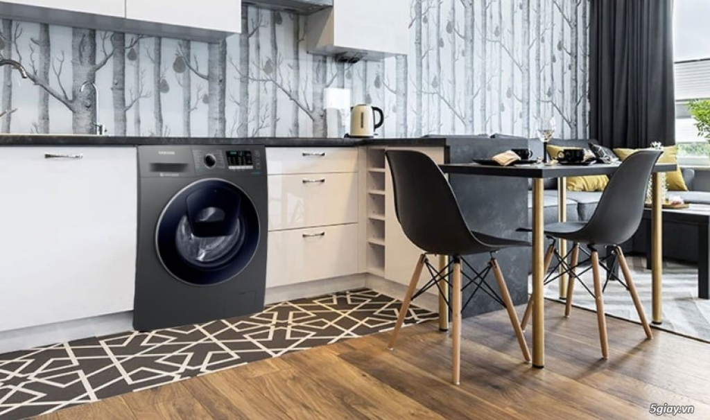 Trả góp máy giặt Samsung Addwash Inverter 10 kg
