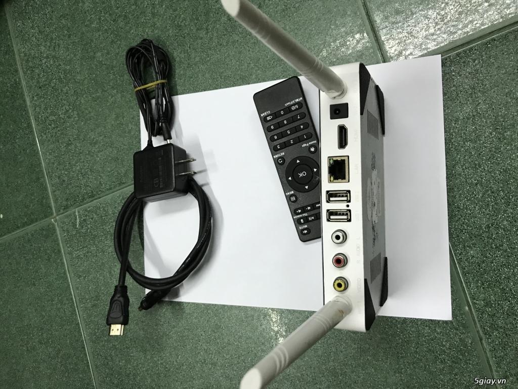 Smart tivi box KARA BOX K1 trắng tinh End: 23h00 ngày 24-03-2020 - 3