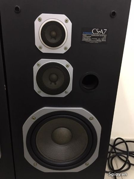 Loa pioneer csA7,Made in Japan,zin nguyên bản 100% - 1