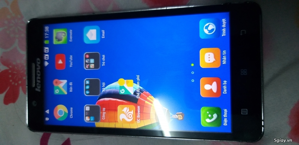 Samsung 4g t989 va leLenovo â536 giao lưu - 2