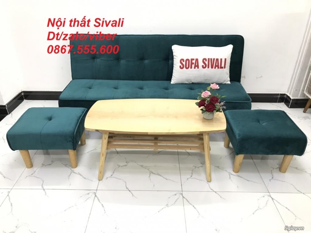 Bộ sofa bed sofa giường phòng khách - 5
