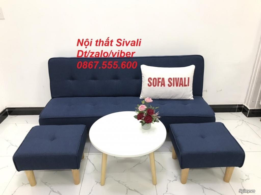 Bộ sofa bed sofa giường phòng khách - 4