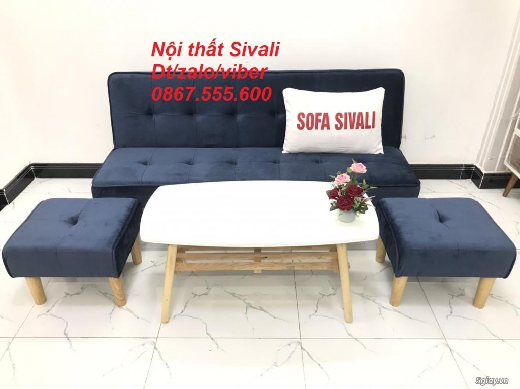 Bộ sofa bed sofa giường phòng khách - 1
