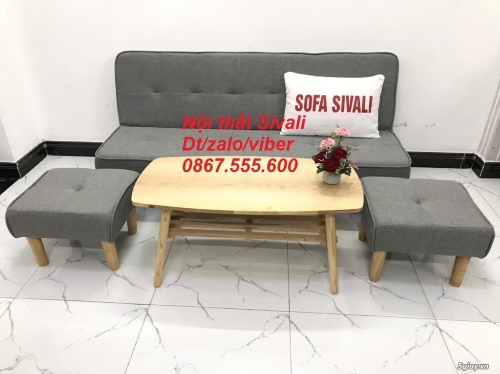 Bộ sofa bed sofa giường phòng khách - 7