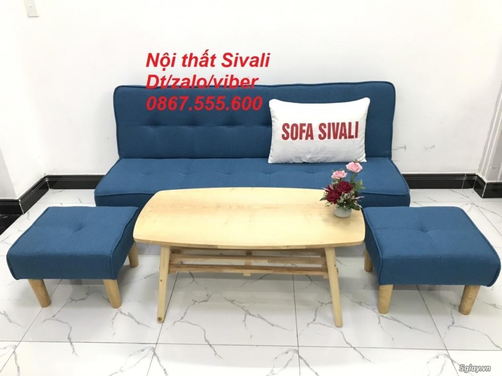 Bộ sofa bed sofa giường phòng khách - 2