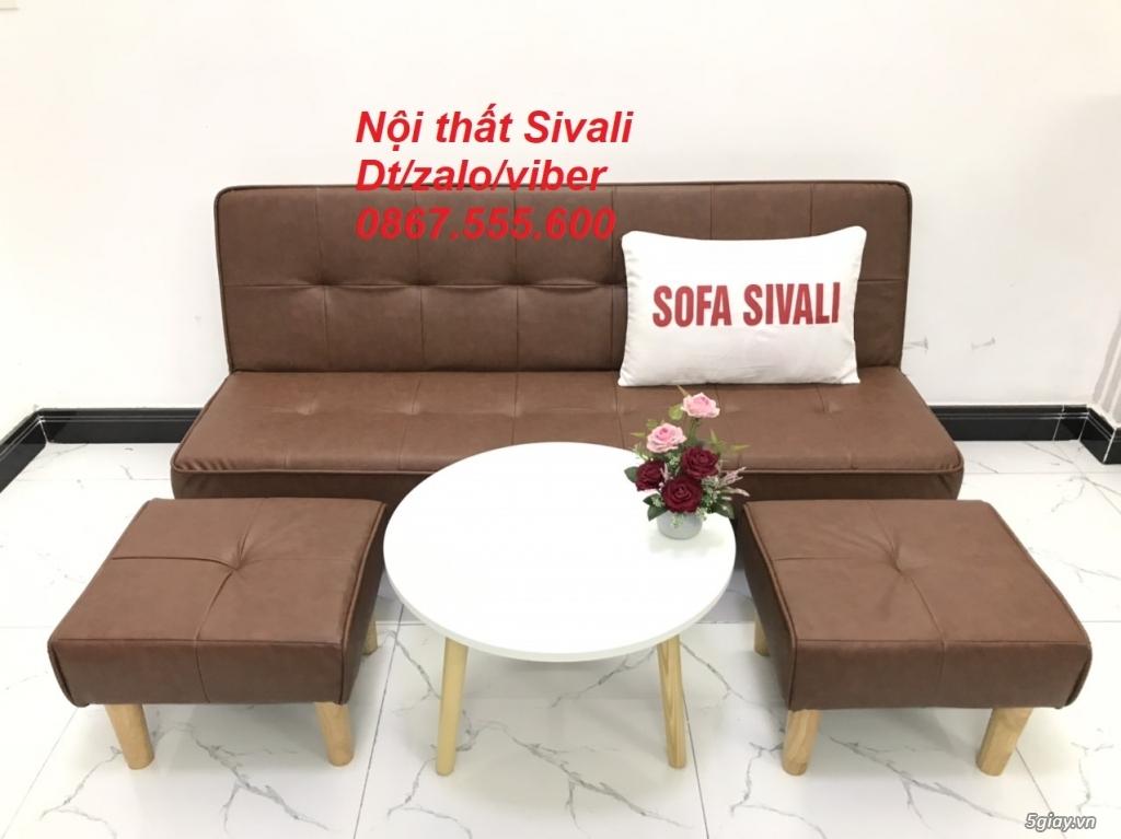 Bộ sofa bed sofa giường phòng khách - 6