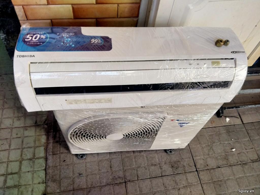Máy lạnh toshiba inverter giá quá rẻ