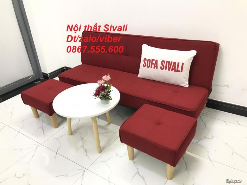 Bộ sofa bed sofa giường phòng khách
