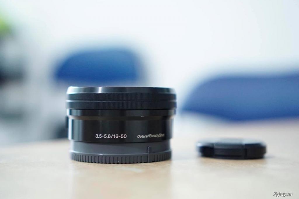 Lens cho Sony Sel, Kit, Sigma - 2