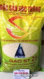 gạo ST25