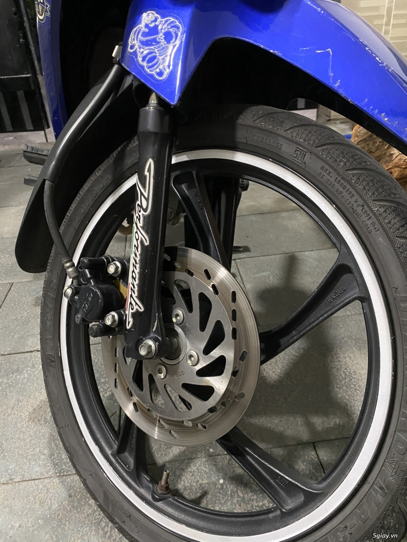 Cần bán Suzuki Viva 115 Fi nguyên zin 98% - 2