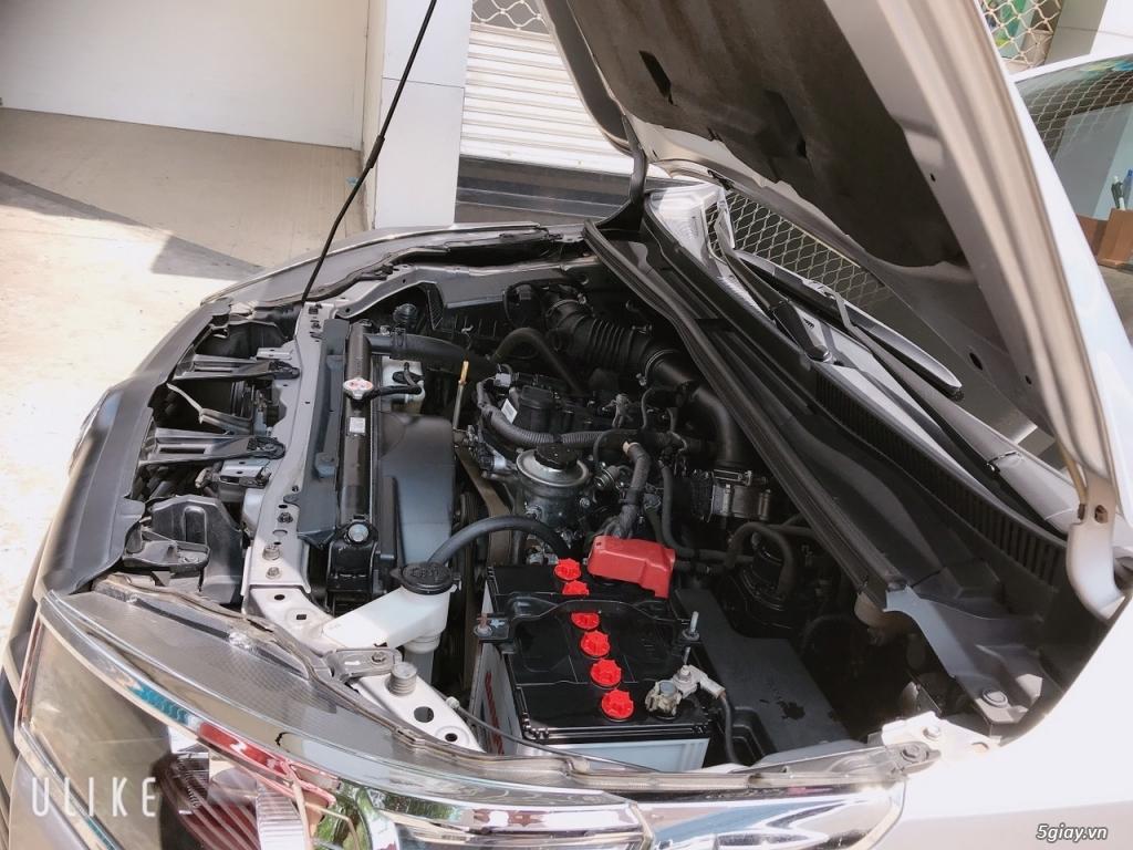 Toyota Innova 2.0E NSX 2017 màu ghi bạc 80.000 Km - 10