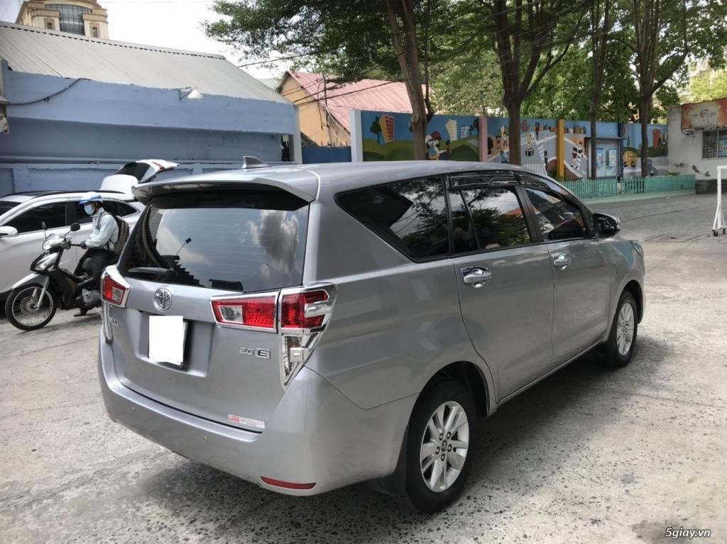 Toyota Innova 2.0E NSX 2017 màu ghi bạc 80.000 Km - 6