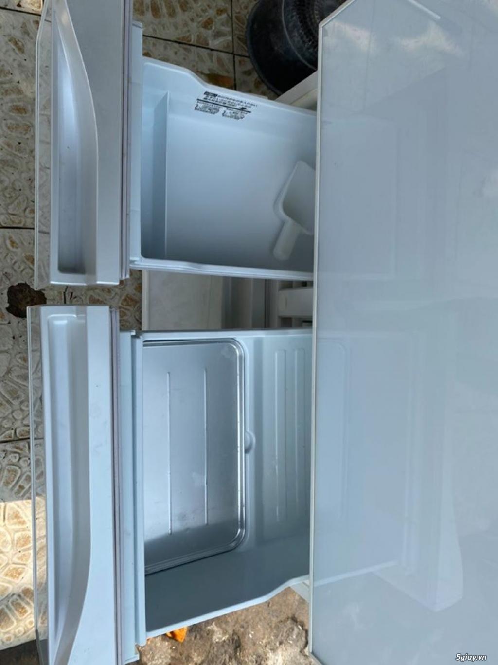 Tủ lạnh TOSHIBA GR - G51FXV (ZW) 510L date 2013, màu trắng - 3